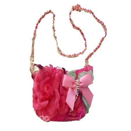 116. Розовая лакированная сумочка, съемный наплечный ремень, 18*13 см...