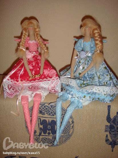 Куклы своими руками с длинными руками 803