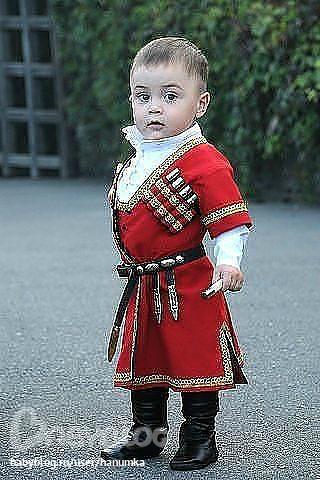 Костюм джигита для мальчика своими руками