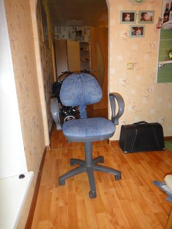 Компьютерные стул своими руками фото