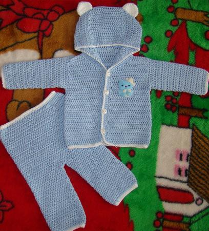 Вязание грудничкам мальчикам 36