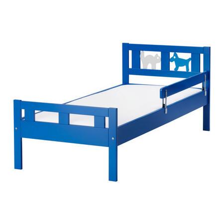 Кровать IKEA ЛЕКСВИК - деревянная | Отзывы