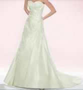 Продам шикарное свадебное платье San Patrick, после химчистки.