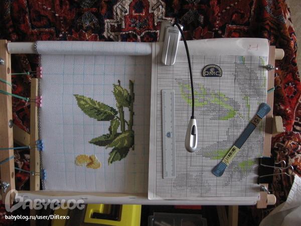 Магнитные держатели для схем для вышивки