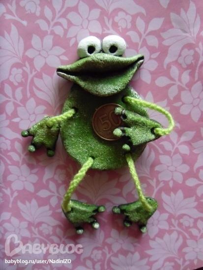 Поделки лягушек своими руками фото 67
