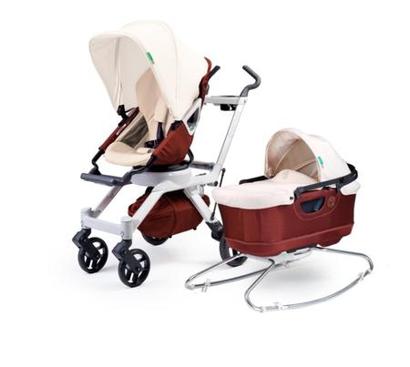 Детская коляска 3 в 1 Orbit Baby (Орбит Бэби).