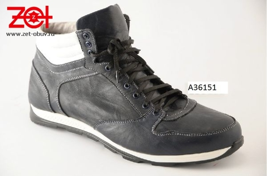 СП мужской обуви осень-зима 2.