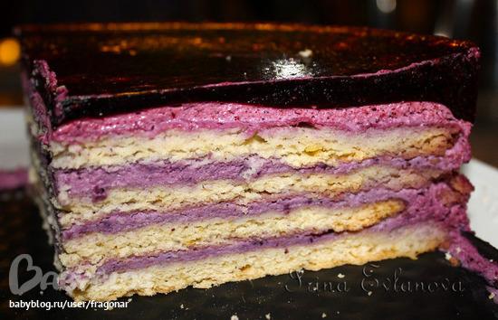 рецепт торт день і ніч онлайн