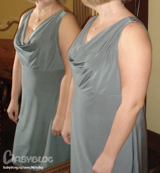 Как выкроить платья качели