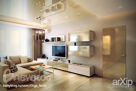 дизайн гостиной новые фото