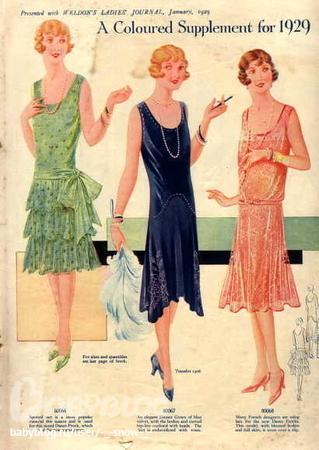 Женская мода года - часть