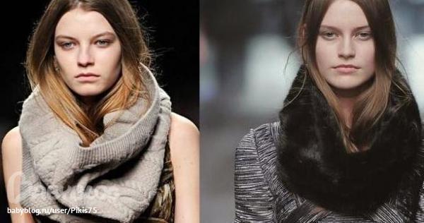 Шапочка-капор, шарф, варежки связаны на спицах, ажурный узор спицами...