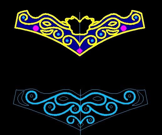 Пошив основы пояса для танца живота 99