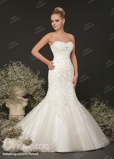 Фото свадебного платья.