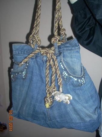 Как переделать джинсовую куртку.  Елена Румянцева, автор КакПросто.