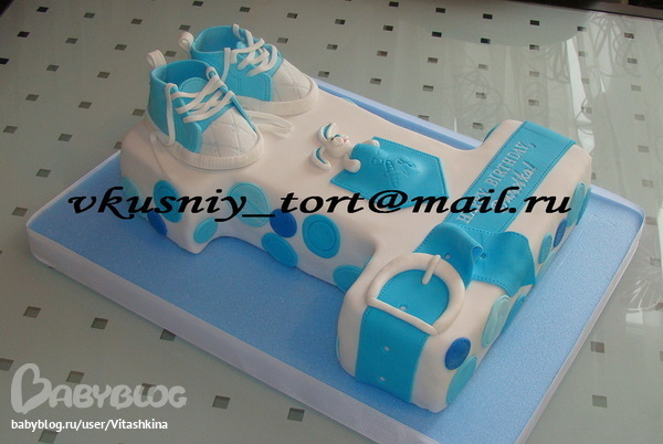 Торт на 1 год девочке своими руками мастер класс - Water-Mart.Ru