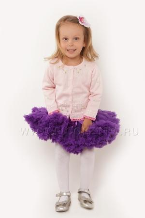 Одежда Для девочек.  Кофта - хлопок.