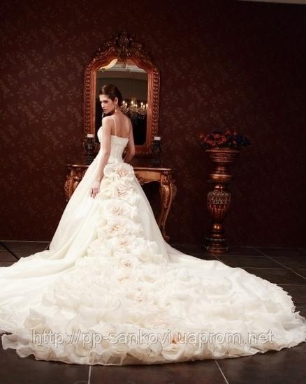 Свадебное платье дагестанской невесты