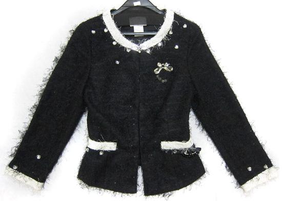 Снизила цену.  Пиджак Chanel в ретро стиле. р-р 42-44.