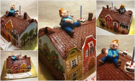 воронеж торты на заказ фото