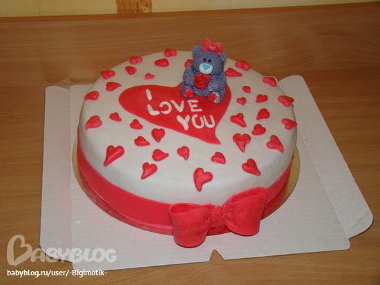 Торт на день рождения мужу фото своими руками