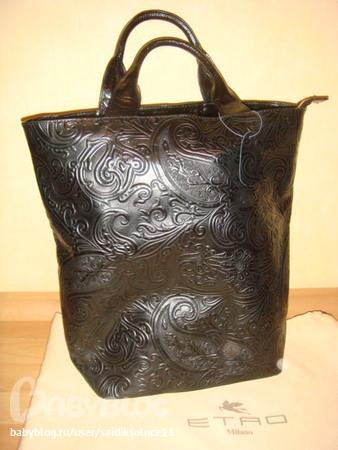 Фотографии Etro новые сумки в ассортименте.