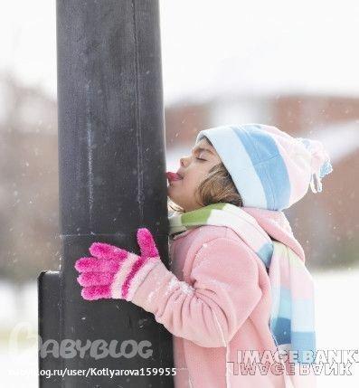 Как лечить язык если прилип к железу на морозе