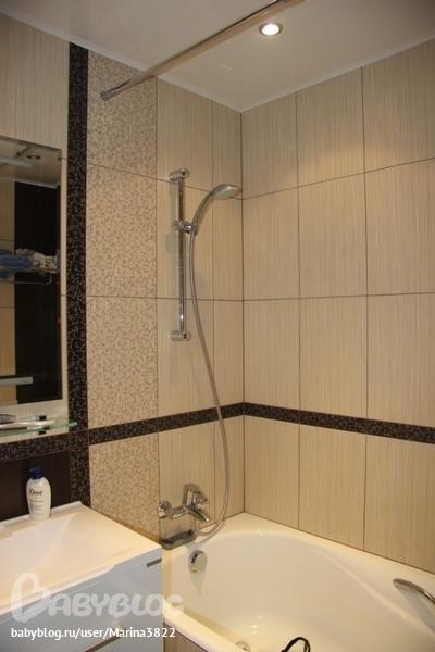 Дизайн ванной комнаты бебиблог душевая кабина с металлическим поддоном цена