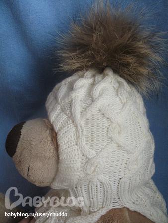 Вязание жемчужная зима