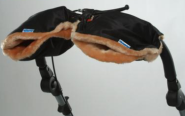 Муфта рукавички для рук на коляску своими руками фото 454