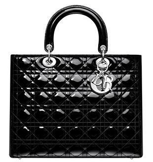 Таня, я хочу такую сумку и кошелек, только черный или лаковый красный.