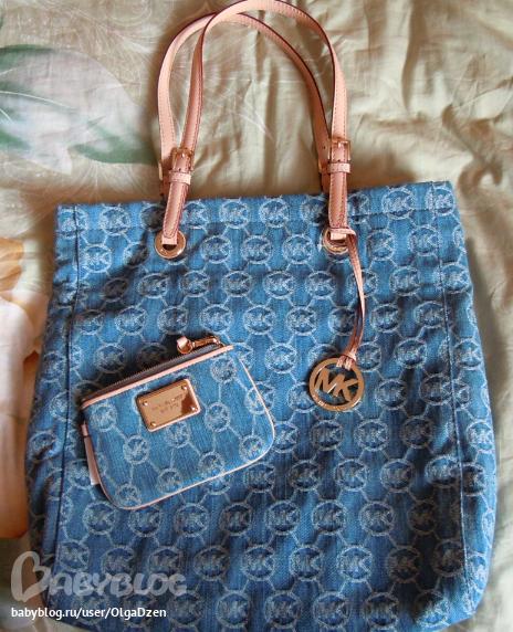 Продаю новую сумку Michael Kors - оригинал! была куплена на ebay.