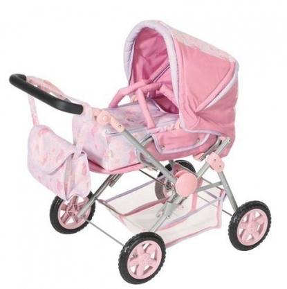 BABY born Прогулочная коляска de luxe (Куклы Zapf.