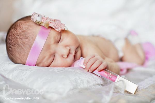 Беременной приснилась новорожденная девочка к чему это 59