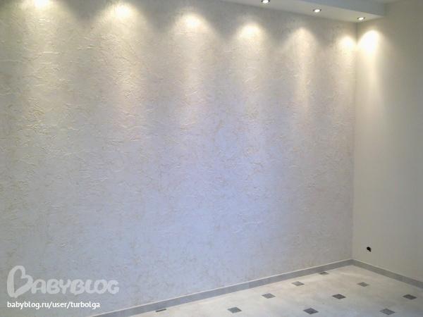 краска для стен перламутровая фото