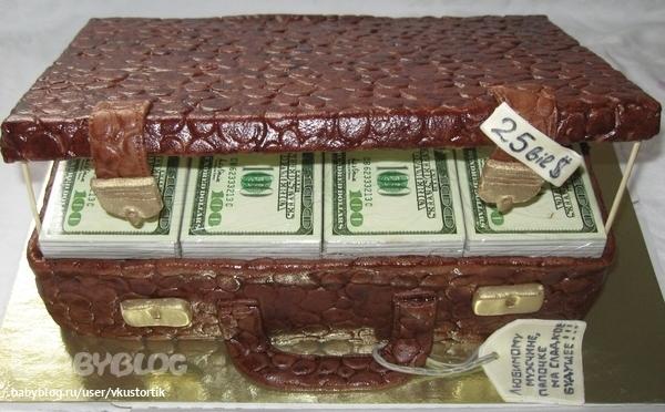 Мастер класс торт из денег и конфет своими руками