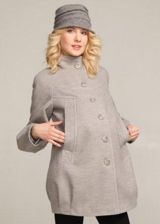 Демисезонное пальто для беременных фото 81
