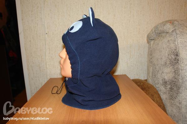 Шапка шлем для мальчика из флиса своими руками 100