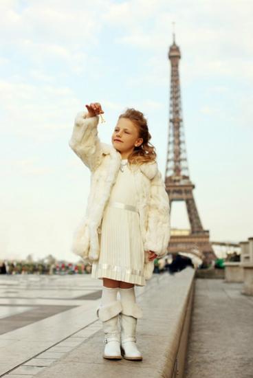 детские платья.  Miss Blumarine. осень-зима 2012.  Темы публикации.