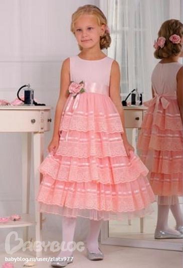 Маленькая леди платье цена