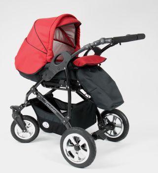 Детская коляска RIKO AMIGO 3 в 1 Польша.  ПОДАРОК - чехлы на колеса и.