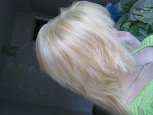 Как сделать цвет волос без желтизны