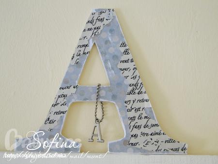 Буквы из бумаги на свадьбу