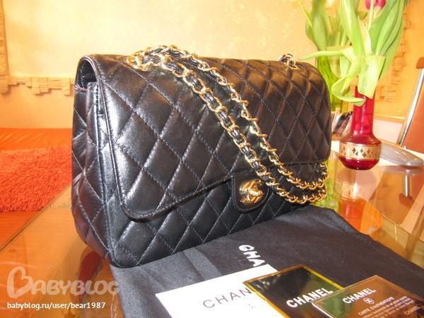Копии фирменных женских сумок chanel