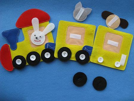 Развивающие игрушки своими руками выкройки фото