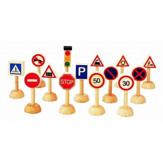 Набор дорожных знаков 2 вида, Dickie.