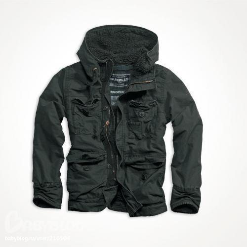 NightCamo - Куртки - Supreme Vintage.