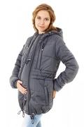Зимняя слингокуртка - это куртка для мамы и малыша в слинге для...
