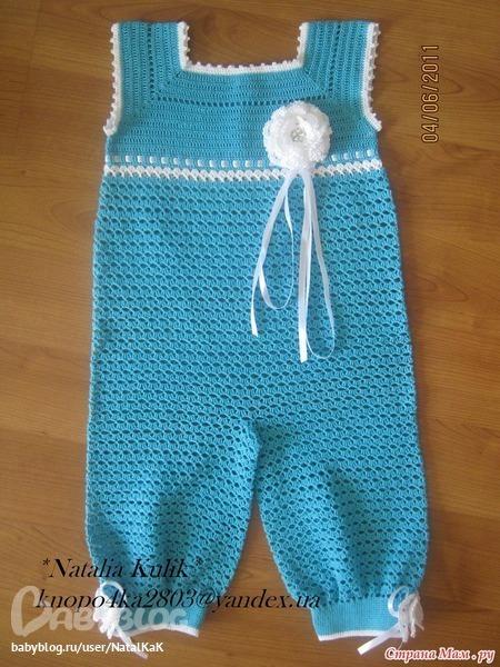 Вязание спицами ползунки для новорожденной девочки