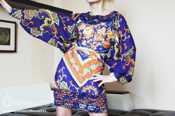 Новая Коллекция платья - туники.  Tania58